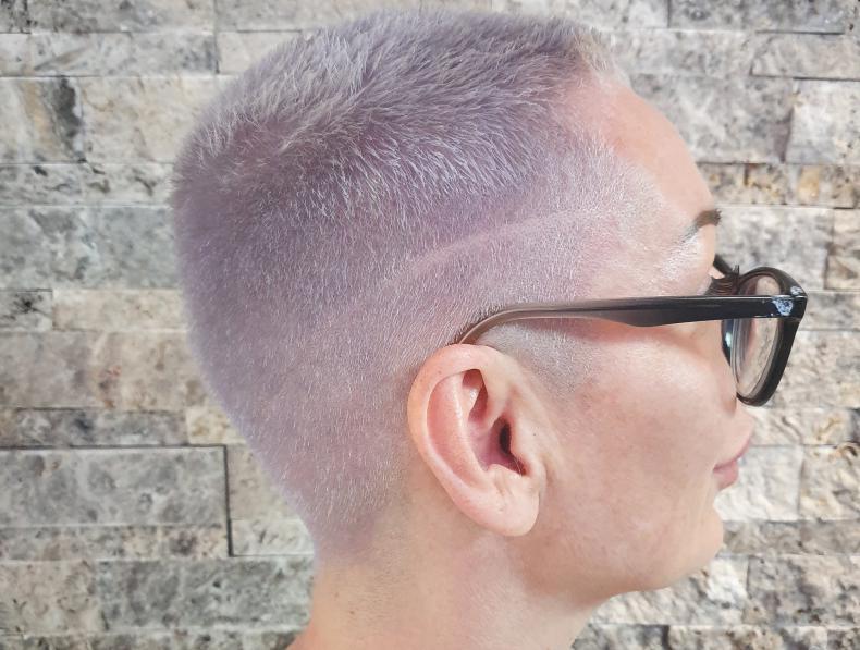 a Fabulous Lilac Greye